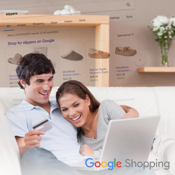eCommerce Google Shopping Integration