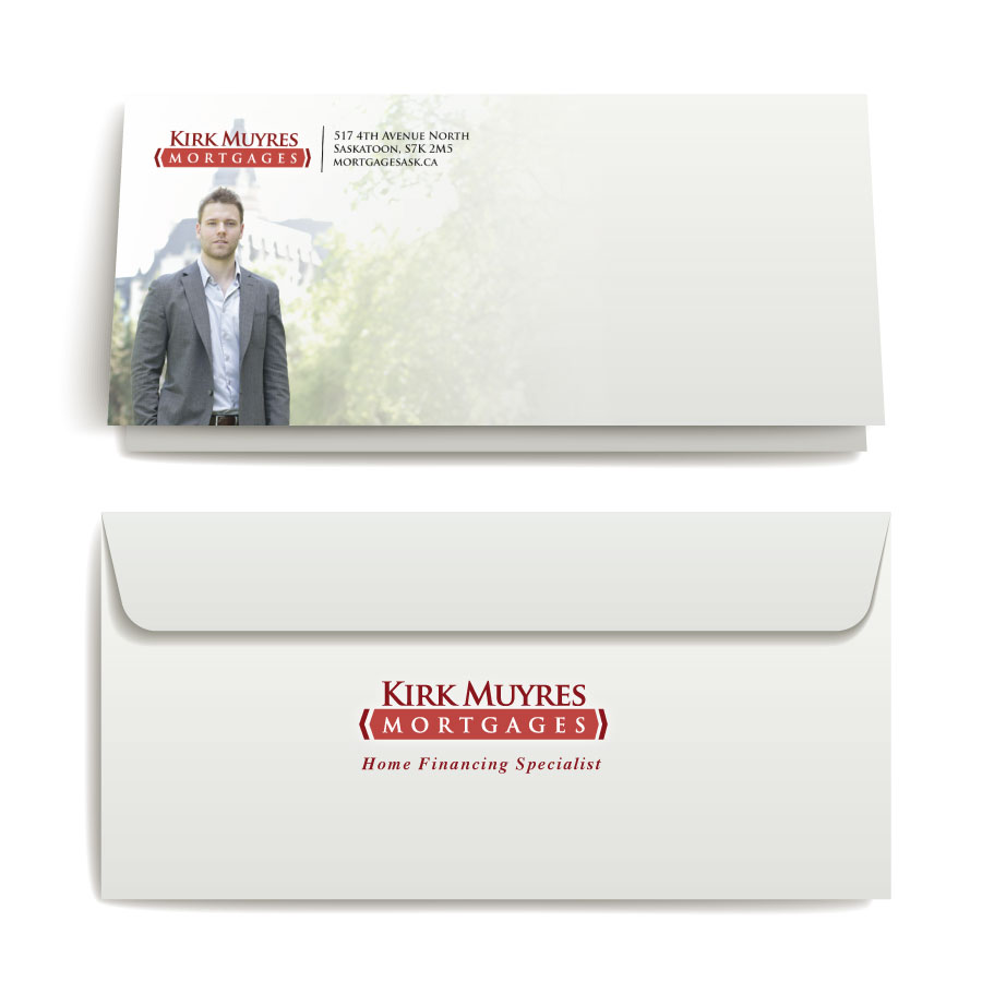 Branded envelopes for small business