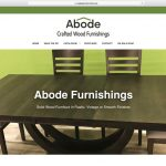 Furniture store ecommerce site