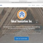 WordPress contractor websites Canada