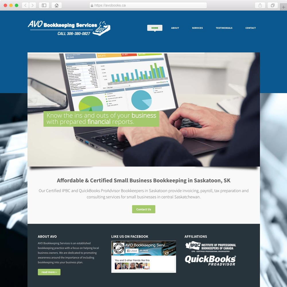 Business to Business Web Design