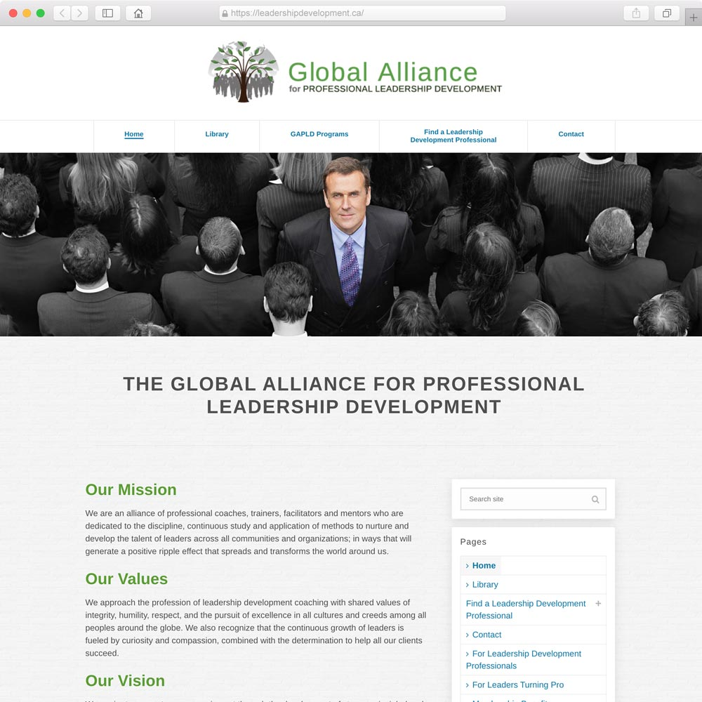 Business to Business Website Design