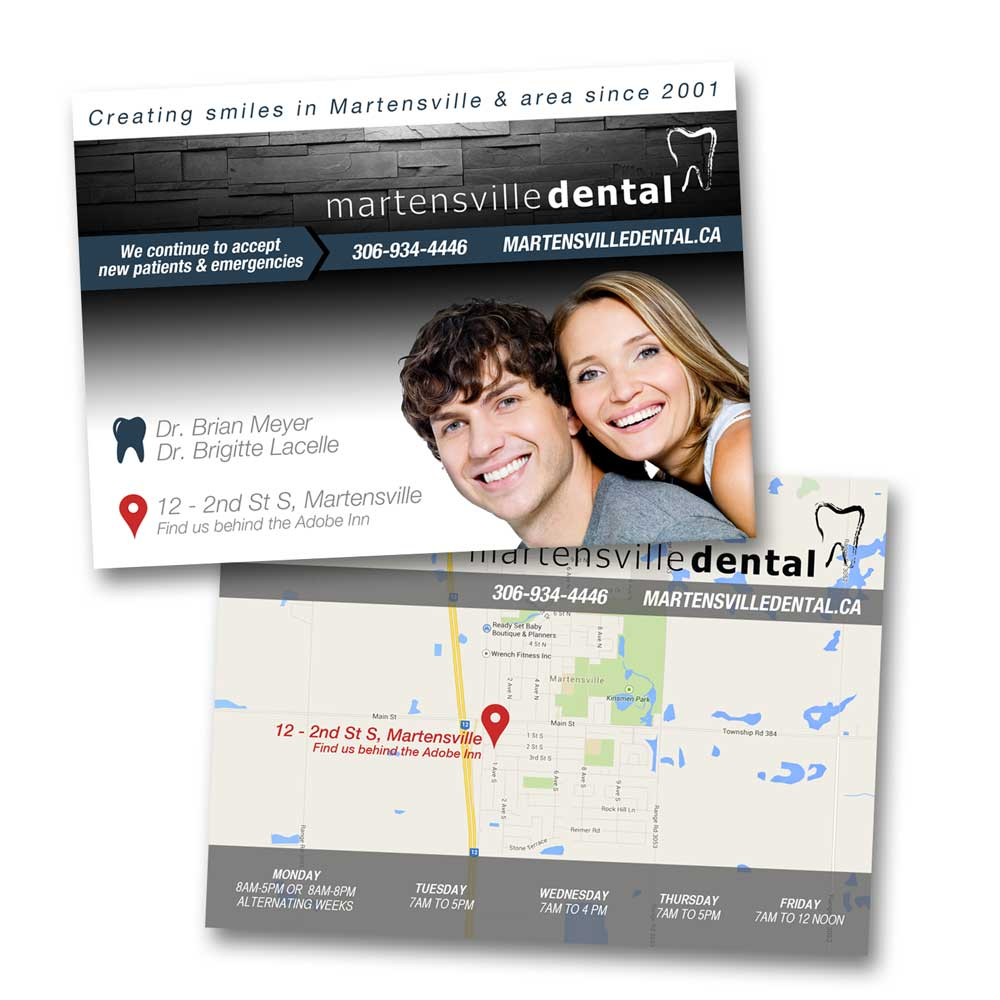 Dental clinic marketing