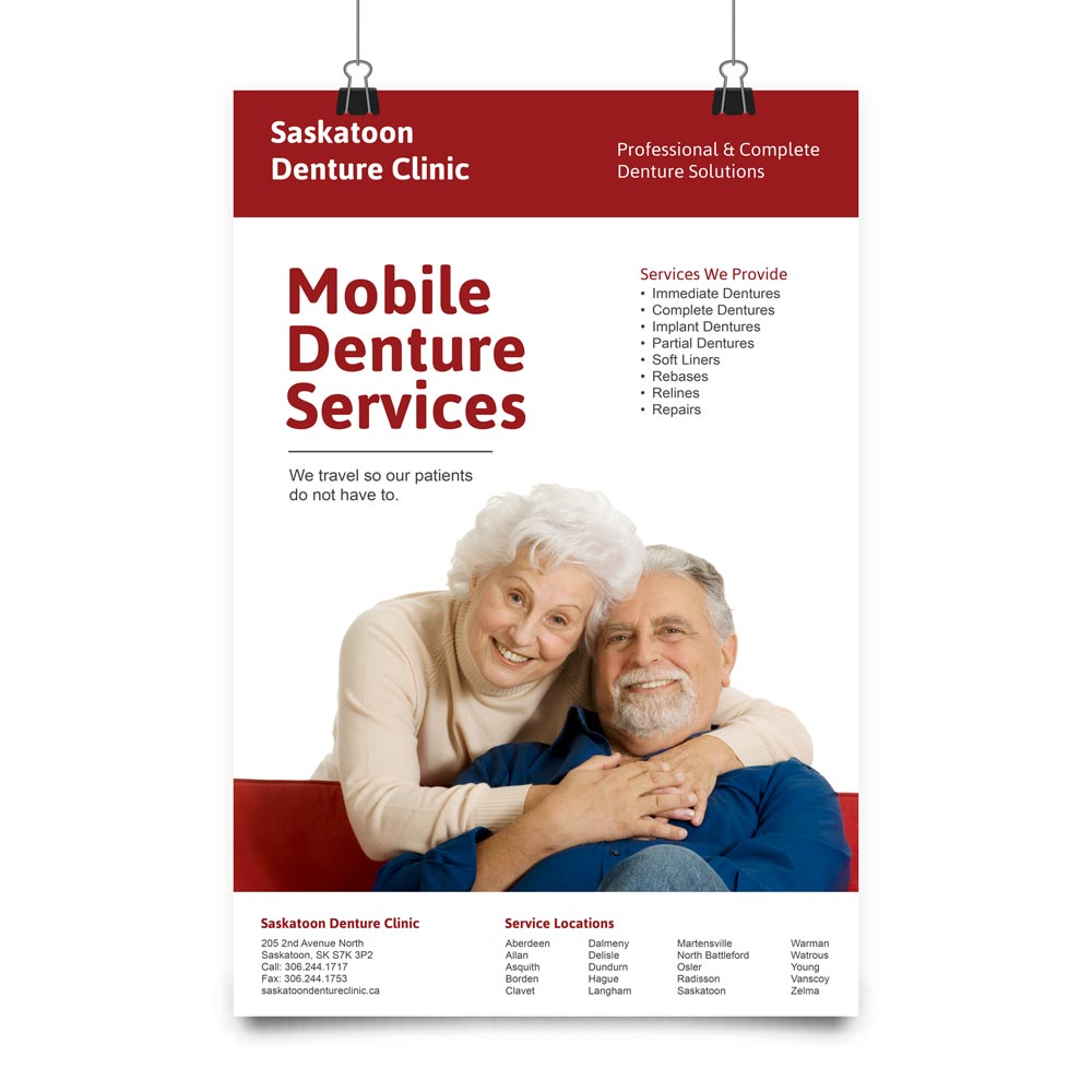 Denture clinic marketing