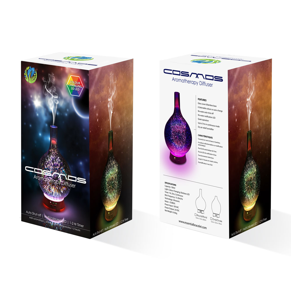 Product package branding