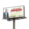 Digital billboard design Outfront, Mediacom, CBS