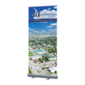 Retractable banners stand design Martensville, Sask